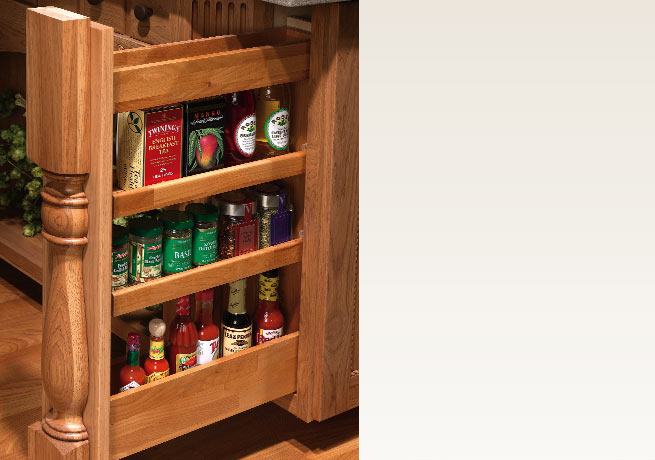 Base Pull-out Shelf