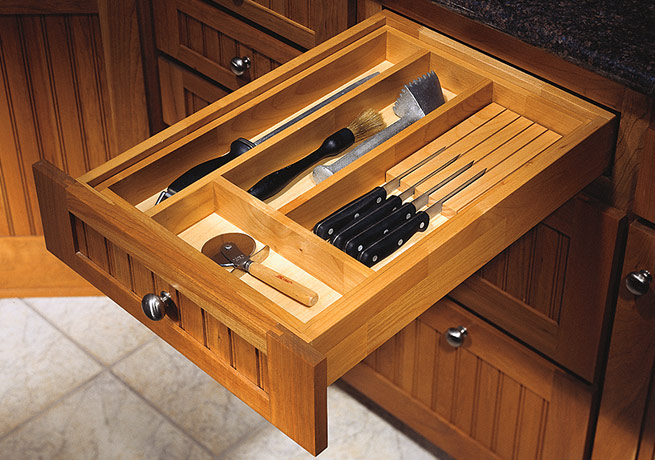 Cutlery & Utensil Drawer Insert