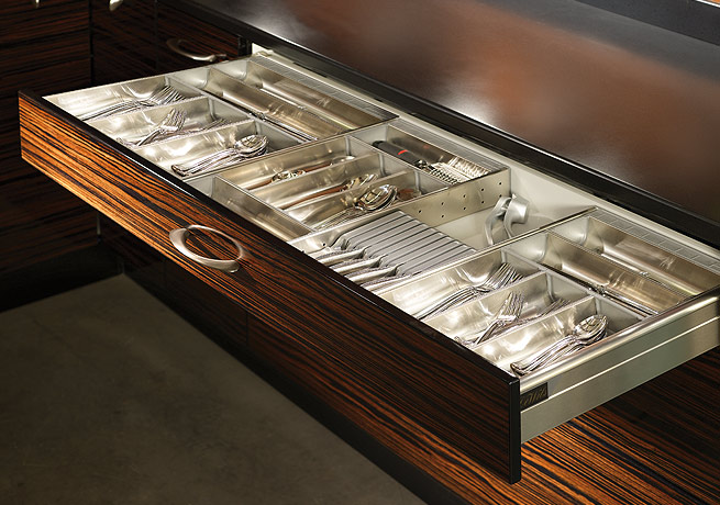 Cutlery Organizer Kits & Knife Holder