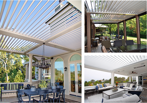 Arcadia Luxury Louvered Roofs Patio Covers In San Go Home