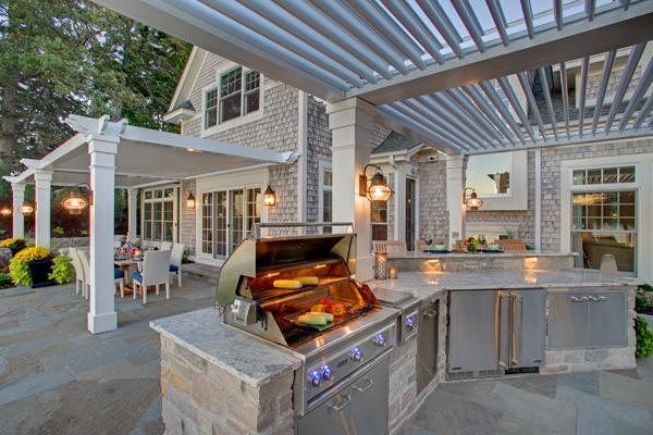 Luxury Patio Roofs